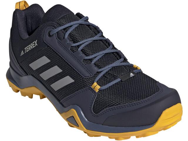 6bb7ce3c0 adidas TERREX AX3 Shoes Men legend ink/grey three/active gold at ...